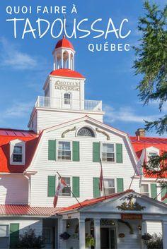 À faire en voyage à Tadoussac, les incontournables! #Voyage #Roadtrip #Québec #Tadoussac #Guide #Information #Incontournable