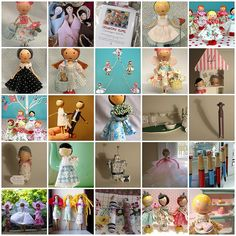 Another peg doll montage