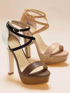 The City Sandal - VS Collection - Victoria's Secret - $62