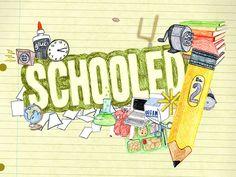 Schooled Illustration #illustration #sketch