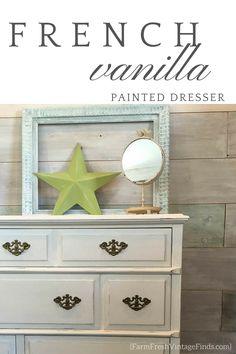 Chalk Painted Dresser-7