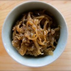 Karamellisierte Zwiebeln im Slow Cooker