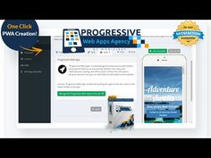 Progressive Web Apps Agency by MobiFirst - YouTube Progressive Web Apps, Youtube, Youtubers, Youtube Movies