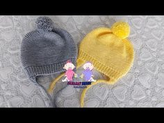1 Yaş Bere Yapimi - YouTube Crochet For Kids, Crochet Baby, Knit Crochet, Baby Sweater Patterns, Baby Knitting Patterns, Crochet Videos, Baby Sweaters, Handmade Crafts, Lany