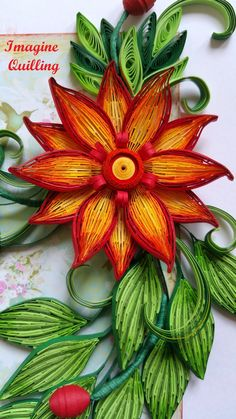 Quilling for the fun of it!