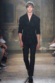 Spring 2011 - John Varvatos #FashionStar