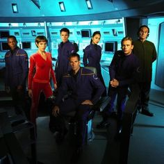 Star Trek: Enterprise senior staff