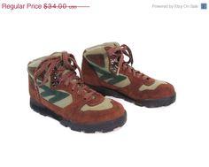 Hi-Tec Lady Lite boots, circa 1990