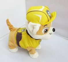 Music Walk Bark Puppy Patrol Toys Electronic Dog Action Figures English And Russian toys Juguetes Patrulla Canina Toy For Kids