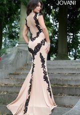 Jovani Lace Bodice Dress 89902