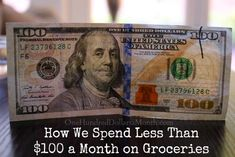 With my February grocery totals hovering around $102 for the month, my goal last week was to stay out of the grocery store. And I almost made it, but we ran out of milk. Clearly we could have gone without milk for 2 days, but it seemed kind of silly not...