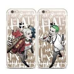 Joker Harley Quinn Suicide Squad Couple Silicone Case iPhone 4 5 SE 5S 6S 6 plus #Cover #Shockproof #Skin #Slim #Protector #Protective #Luxury #Phone #case #cover #Cheap #Best #Accessories #plus #Cell #Mobile #Hard #Pattern #Rubber #Custom #Ultra #Thin #silicone #plastic #laptop #macbook #Cracked #Classic #Granite #Retro #Grain #Illusion #Effect #Vintage #marble