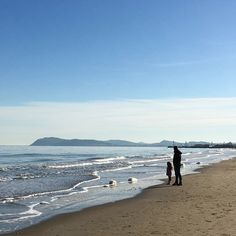Riccione, Italy - winter 2017 Amazing Places, The Good Place, Beach, Winter, Outdoor, Winter Time, Outdoors, The Beach, Beaches
