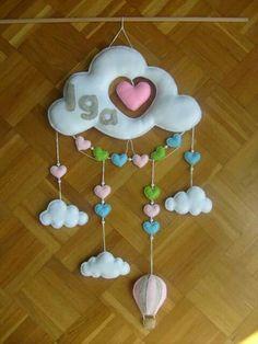 Cloud felt