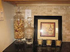 What to do with old wine corks