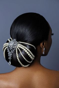 30 beautiful wedding hairstyles for African American brides 30 beautiful wedding hairstyles . 30 beautiful wedding hairstyles for African American brides 30 beautiful wedding hairstyles for Afr Black Hair Hairstyles, Black Wedding Hairstyles, Easy Hairstyles For Medium Hair, Bride Hairstyles, Medium Hair Styles, Natural Hair Styles, Short Hair Styles, Indian Hairstyles, Beautiful Hairstyles