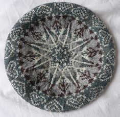 Ravelry: Ruskin's Winter Forest Tam