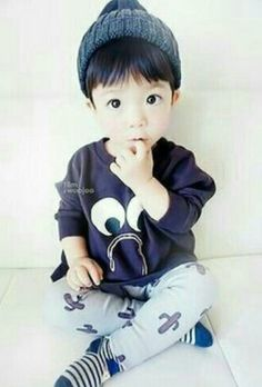 Bebê/Criança Coreana