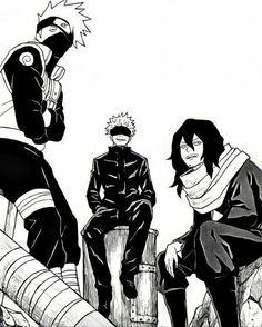 Comic Anime, M Anime, Naruto Anime, Fanarts Anime, Naruto Shippuden Anime, Otaku Anime, Anime Characters, Images Kawaii, Japon Illustration