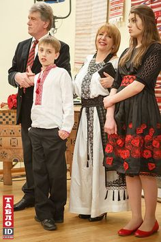 Yushchenko on the occasion of the anniversary show its antiquities. Polish Embroidery, Embroidery Patterns, 60th Anniversary, Pjs, Ukraine, Boho, Lady, People, Christmas