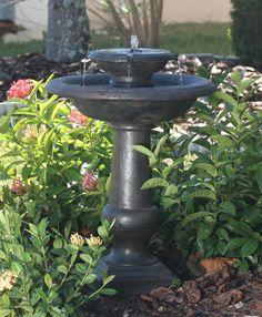 Luxury Friendship 3 Bowl Lit Water Feature Ideal Garden /& Patio Gift Idea