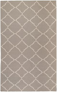 Frontier Collection Contemporary Hand Woven Wool Rug - Surya | Rugs by SelectRugs.com