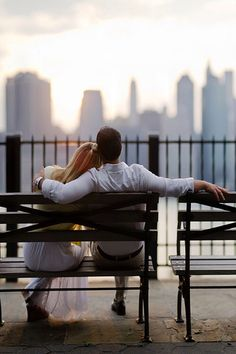 The view. The feeling. Love. Together.