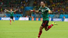 Rafa Marquez started a string of 3 goals in 10 minutes as Mexico advance - Croatia 1-3 Mexico #worldcup
