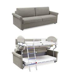 Clever: Slumbersofa Duo Sofa Bed https://fancy.com/things/1047673941373489931/Slumbersofa-Duo-Sofa-Bed?ref=Inspirationfeed