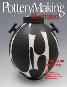 Pottery Making Illustrated January/February 2012 Issue Cover