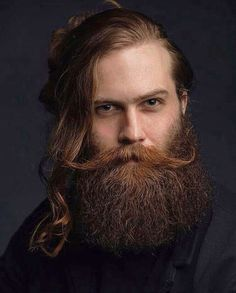 very full thick bushy beard big mustache beards bearded man men bearding #beardsforever