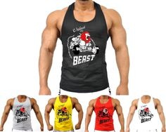 Mens mma gym bodybuilding #motivation vest best #workout #clothing training top,  View more on the LINK: http://www.zeppy.io/product/gb/2/331959572802/