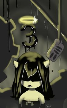 Bendy and the Ink Machine Chapter 3 Alice Angel by TGSorez4Art