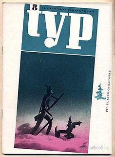 TYP. Ilustrovaný měsíčník pro úspěšné podnikání. Book Art, Baseball Cards, Sports, Movie Posters, Movies, Hs Sports, Films, Altered Book Art, Sport