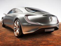 Cars : Heavenly Pictures Cars HD Picture Mercedes Benz F125 Concept 2011 rear Desktop PC Wallpaper Carss