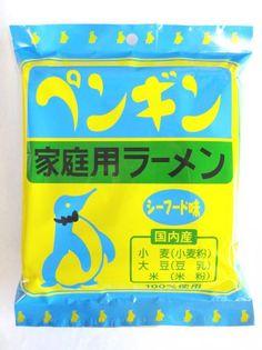 instant penguin noodle