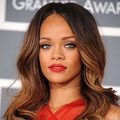 Top 5 Rihanna Hairstyles To Try Today — Famous Beautiful Black Women Hair Ideas #Hairspiration