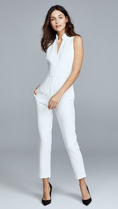 online shopping for Black Halo Antoinette Jumpsuit from top store. See new offer for Black Halo Antoinette Jumpsuit Black Women Fashion, Womens Fashion, Size 0 Models, Wedding Jumpsuit, Black Jumpsuit, Black Romper, White Pantsuit, Jumpsuit Shorts, Strapless Jumpsuit