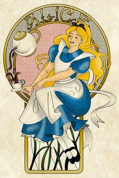 Alice by ~Fulvio84 on deviantART