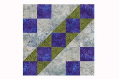 Browse a Selection of Free 10-Inch Patchwork Quilt Block Patterns
