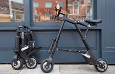 A-BIKE ELECTRIC La bicicletta elettrica, piccola e leggera