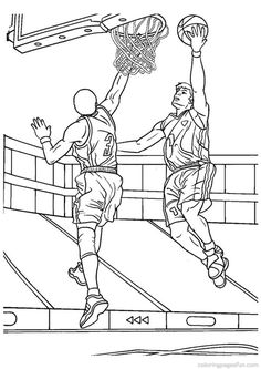 basketball game coloring pages for adultsdownload printable sport coloring pagesbasketball coloring sheets freebasketball printable coloring pages