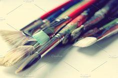 Brush Stroke by Studio Treats on @creativemarket