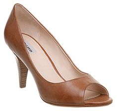 Deal of the day: Dune Tillie tan court shoes