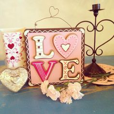 Some lovely items from our Valentine's Day easy gifting options. #valentinesday #theclutterhouse #gifting