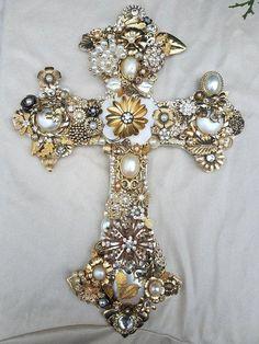 552 Best Vintage Jewelry Cross Images
