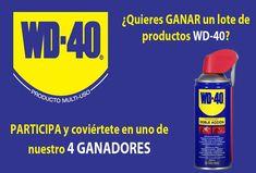 Sorteo WD-40 ¡El lub