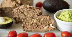 Gluten-free bread quick easy recipe for sprouted buckwheat and almond bread. Inexpensive,Vegan, gluten-free and high protein. Just 3 ingredients! Gluten Free Buckwheat Bread, Healthy Gluten Free Bread, Almond Bread, Grain Foods, Base Foods, Whole Food Diet, Whole Food Recipes, Bread Recipes, Baking Recipes