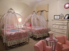 Pink Princess Palace - Girls' Room Designs - Decorating Ideas - HGTV Rate My Space