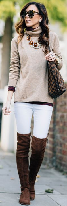 Fall Layers Outfit                                                                             Source